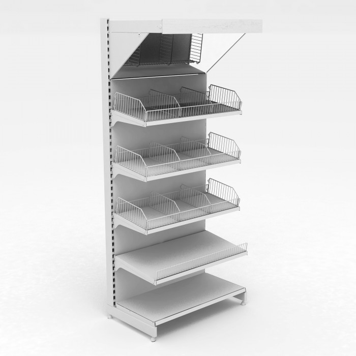 RETAIL SHELVING UNI 20