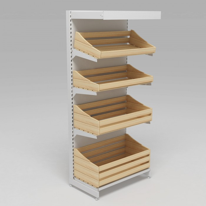 RETAIL SHELVING UNI 22