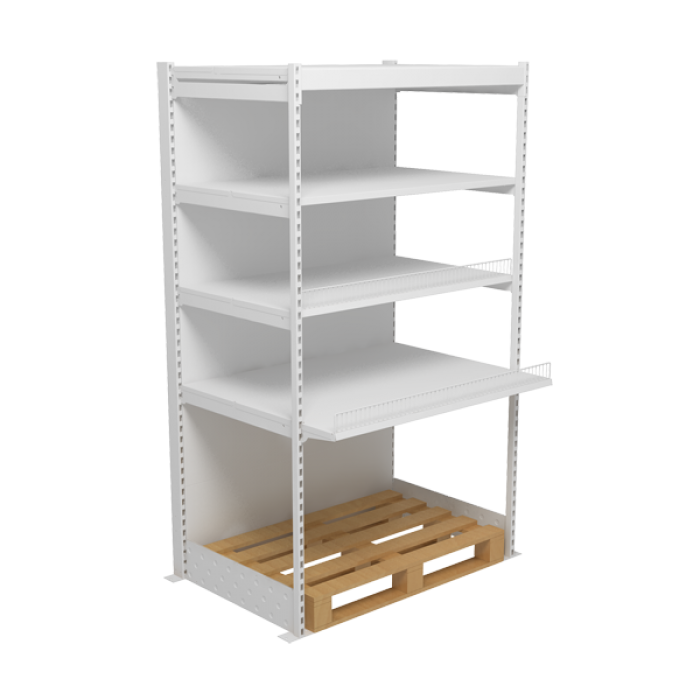 RETAIL SHELVING MEDIUM 2