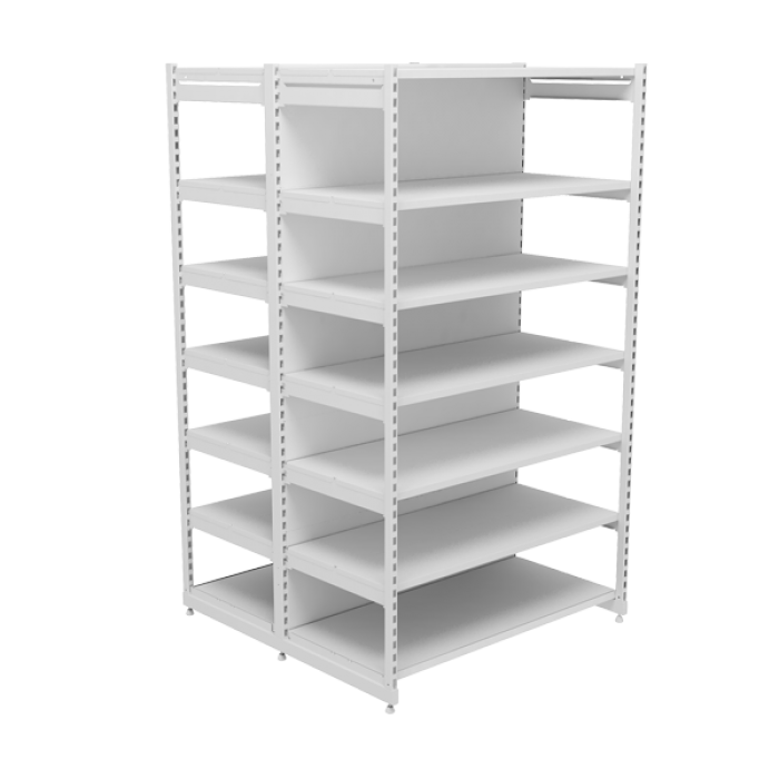 RETAIL SHELVING MEDIUM 4