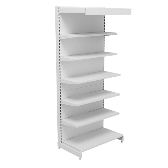 RETAIL SHELVING UNI 1
