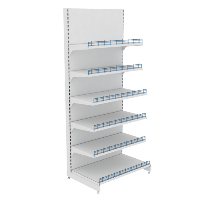 RETAIL SHELVING UNI 3