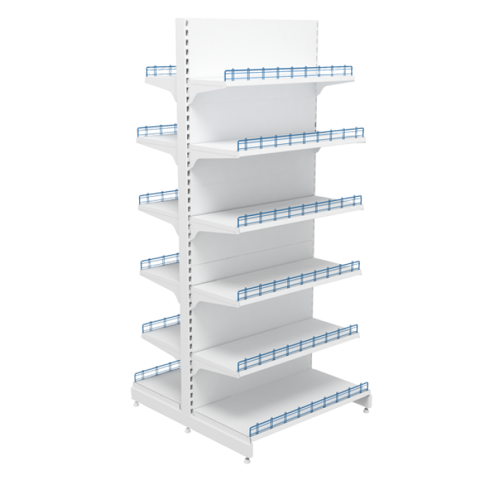 RETAIL SHELVING UNI 5