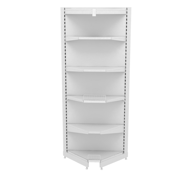 METAL SHELVING UNI 8