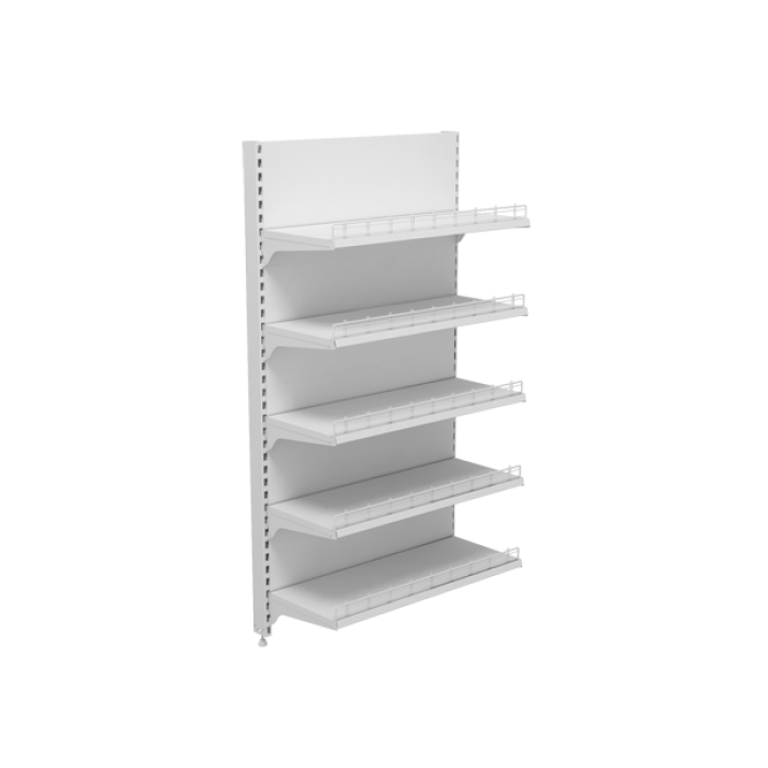 METAL SHELVING UNI 10