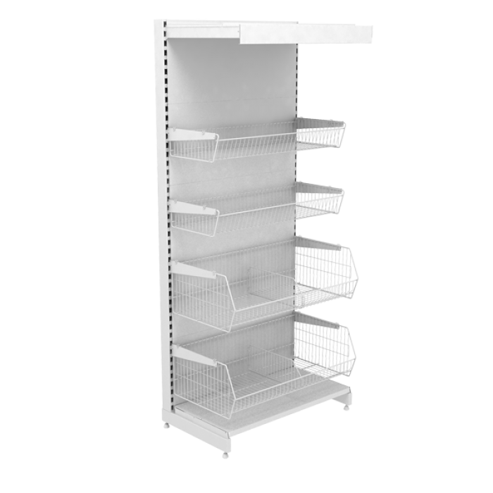 RETAIL SHELVING UNI 11