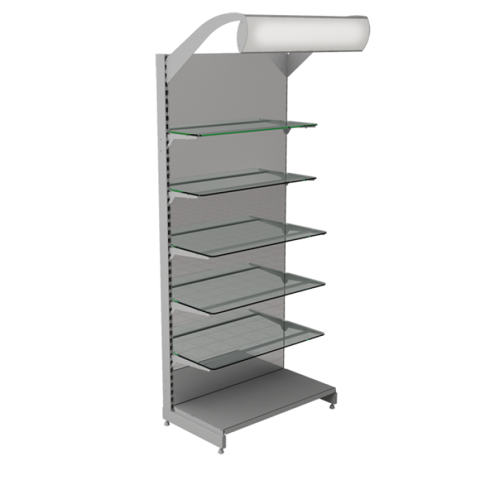 RETAIL SHELVING UNI 13