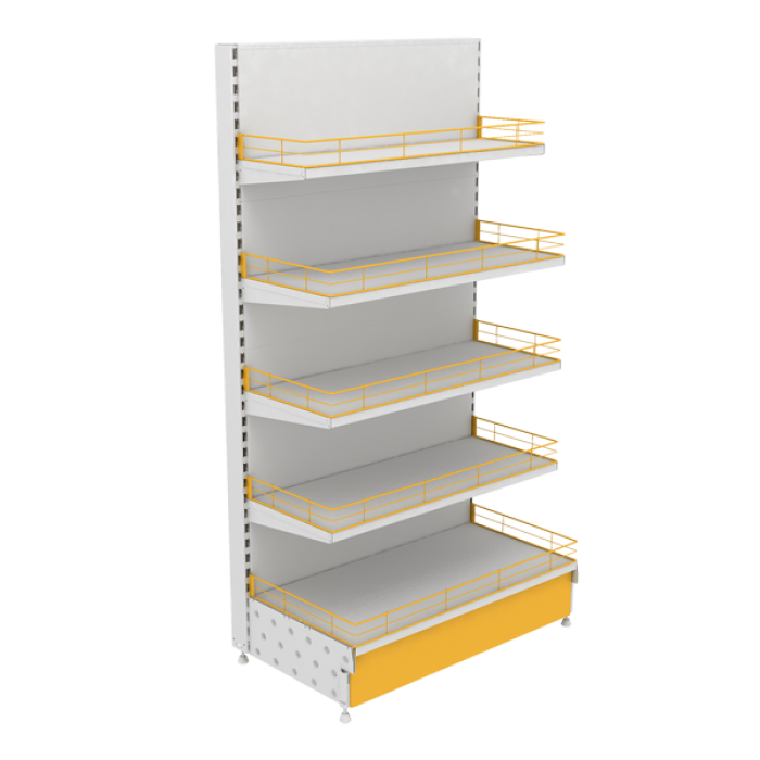 RETAIL SHELVING WIKO 1