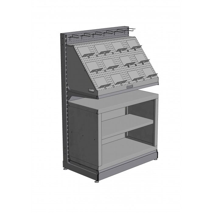 RETAIL SHELVING UNI Н1