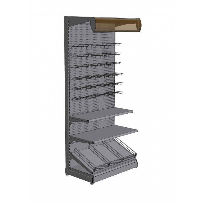 RETAIL SHELVING UNI Н10