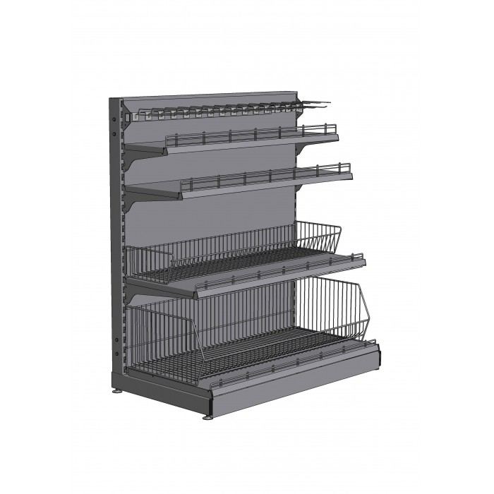 RETAIL SHELVING UNI Н11
