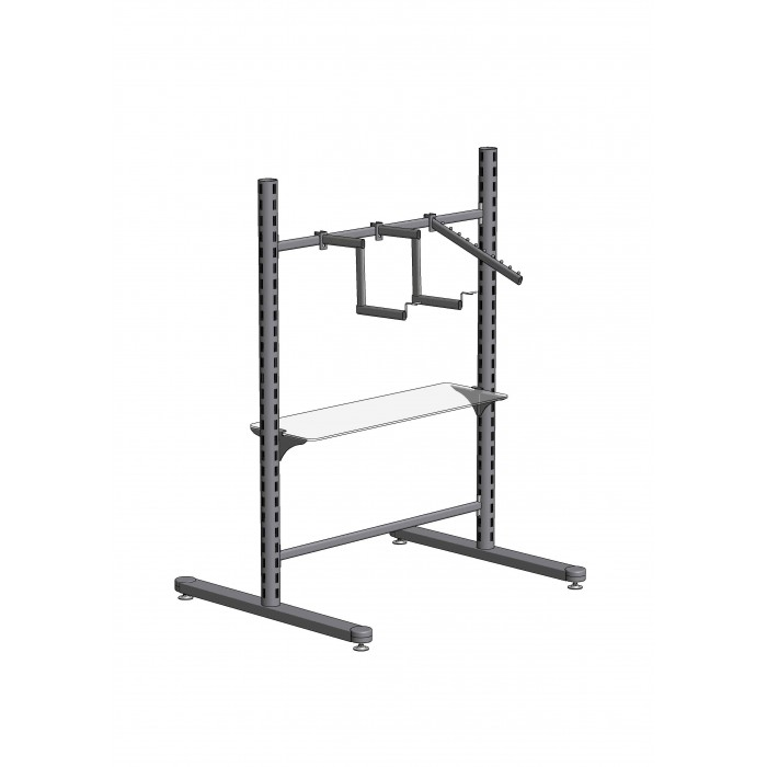 RETAIL SHELVING AKCENT Н22