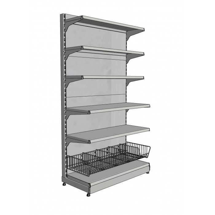 RETAIL SHELVING UNI Н25