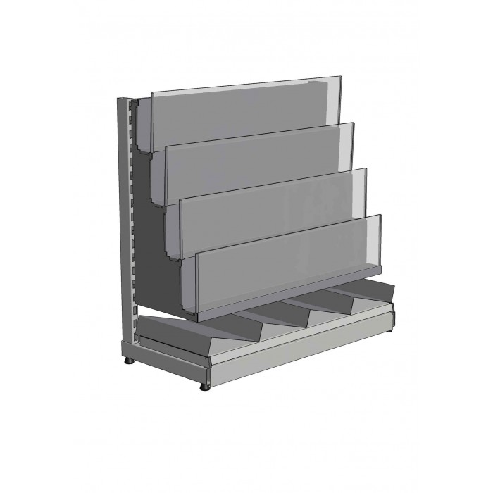 RETAIL SHELVING UNI Н27