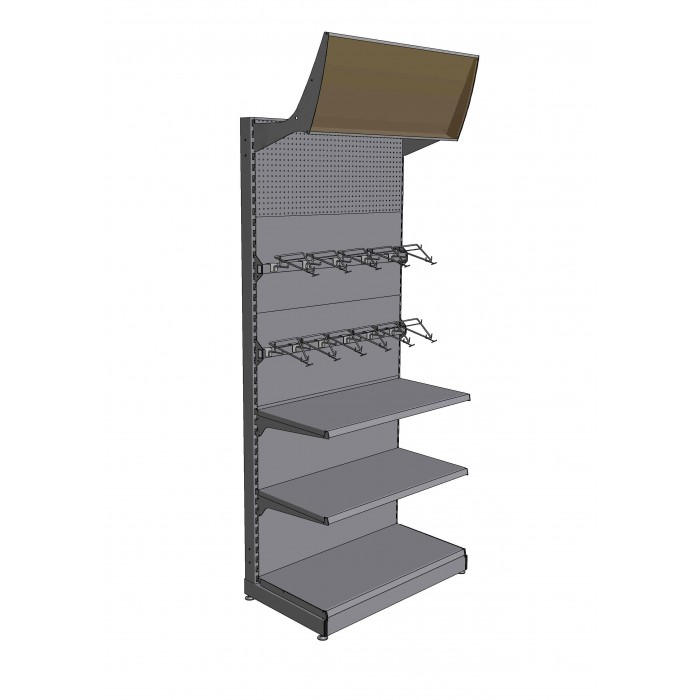 RETAIL SHELVING UNI Н6