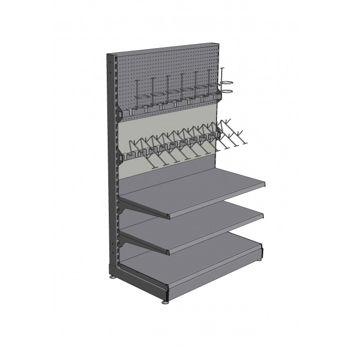 RETAIL SHELVING UNI Н7