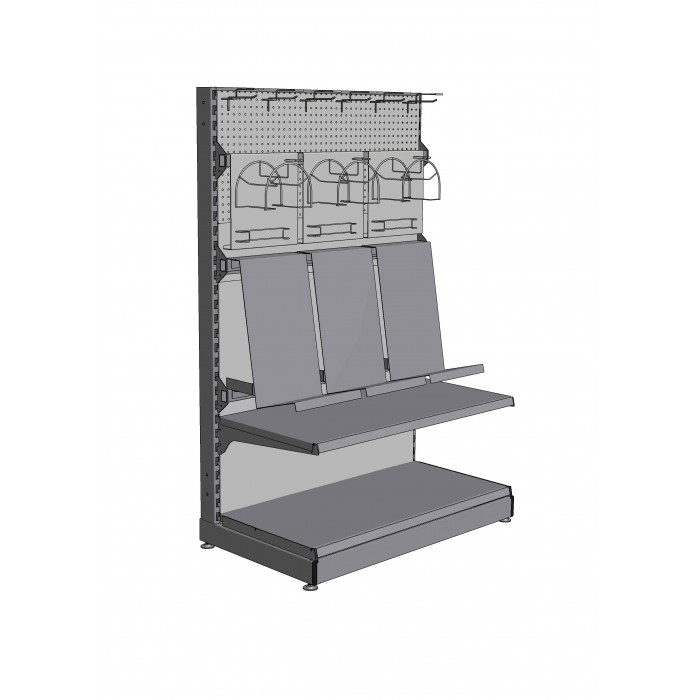 RETAIL SHELVING UNI Н8